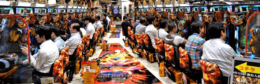 Japanskt kasino-spel