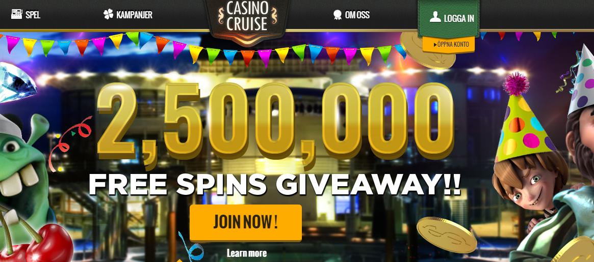 casinocruise123 hämta din del av mäktig summa free spins
